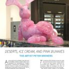 DESERTS, ICE CREAM, AND PINK BUNNIES